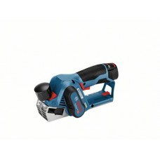Bosch GHO 12 V-20 Brushless Planer kit comes with 2 x 3.0ah batteries charger & carry case