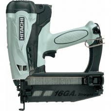 HITACHI NT65GS CORDLESS GAS FINISH NAILER (STRAIGHT NAILS)