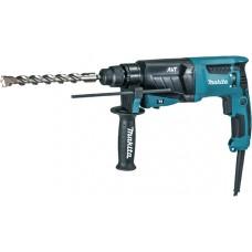 Makita HR2631F AVT SDS + Rotary Hammer