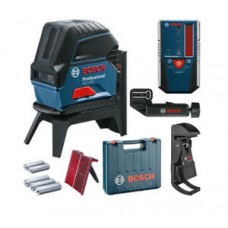 BOSCH GCL 2-50 COMBI LASER IN CARRY CASE