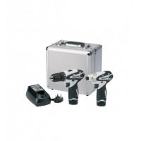 Makita LCT204W Cordless Drill Plus Impact Driver Kit - White