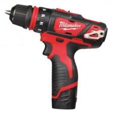 Milwuakee M12 BDDXKIT-202C 12V Drill Driver Kit