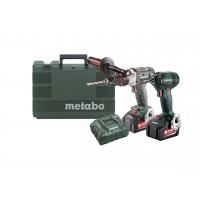 METABO COMBOSET LTX-BL 4.0
