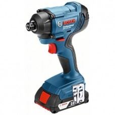 BOSCH GDR 18V-160 IMPACT DRIVER BODY ONLY IN L BOXX