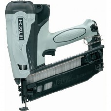 HITACHI NT65GB CORDLESS GAS FINISH NAILER (ANGLED NAILS)