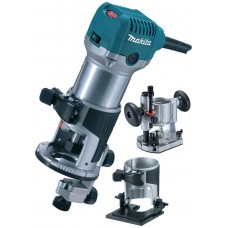 "Makita RT0700CX2 1/4"" Router/Trimmer"
