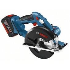 BOSCH GKM 18V-LI METAL CUTTING CIRCULAR SAW BODY ONLY IN L-BOXX