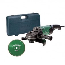 Hitachi G23ST/J1-CD 230MM Angle Grinder With Diamond Blade & Case