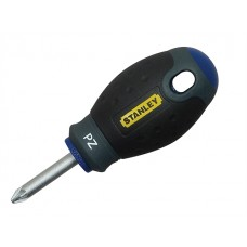 FatMax Screwdriver Pozi Pz1 x 30mm Stubby