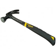 Stanley FatMax Antivibe All Steel Curved Claw Hammer 570g (20oz)