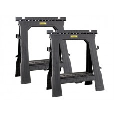 Folding Saw Horse Twin Pack