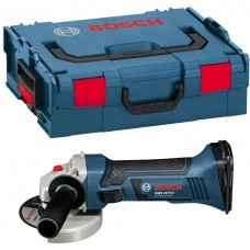 Bosch GWS 18V-LI 115mm Angle Grinder Body Only in L-Boxx