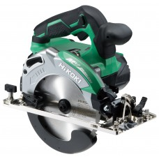 HIKOKI C3606DAL-KIT MULTIVOLT CIRCULAR SAW 2 X 18V 5.0/36V 2.5AH BATTS
