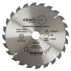 Circular Saw Blades - CSB/25024