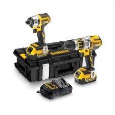 Dewalt DCK255M2 18V Li-Ion Brushless Twin Kit