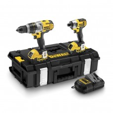 Dewalt DCK290M2 18V Li-Ion 4.0AH Twin Kit