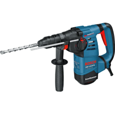 BOSCH GBH 3-28DFR SDS + ROTARY HAMMER & QCC