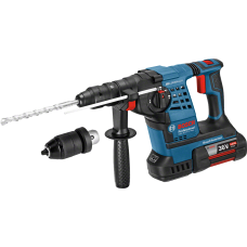BOSCH GBH 36 VF-LI PLUS 3 X 4.0AH BATTS