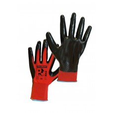Predred Nitrile Smooth Gloves - Pack 10