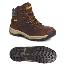 Safety Boot - Apache Brown Hiker