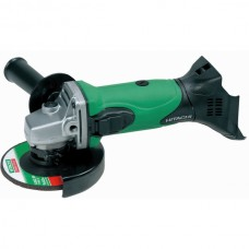 HITACHI G18DSL/W4 18V ANGLE GRINDER - BODY ONLY