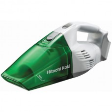 HITACHI R18DSL/W4 WET/DRY VACUMM (SLIDE IN BATTERIES)-BODY ONLY
