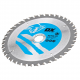Ox Cordless Circular Saw Blade 165MM X 20MM X 24T