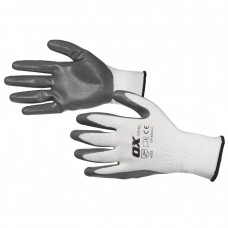 Ox Nitrile Flex Gloves - Pack 10