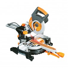 EVOLUTION RAGE3S-300 210MM SLIDING MITRE SAW