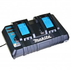 Makita DC18RD Twin 14.4v/18v Battery Charger